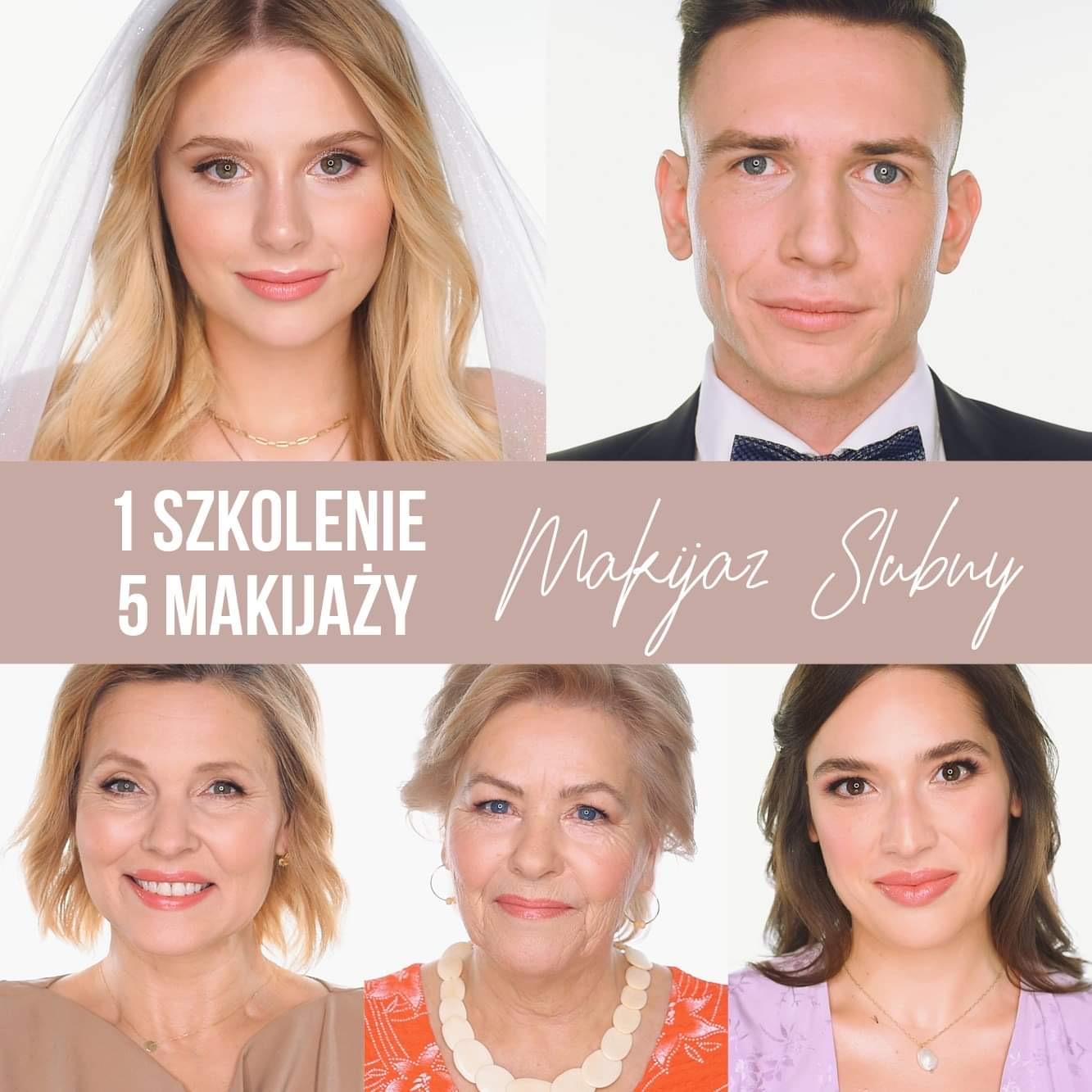 Makijaż ślubny – kurs online